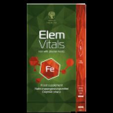 Iron with siberian herbs Elemvitals.