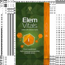 Iodine with siberian herbs