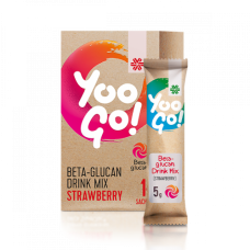 Beta-glucan Drink Mix (Strawberry)