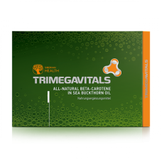 Trimegavitals. All-Natural Beta-Carotene in Sea Buckthorn Oil