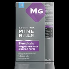 Magnesium Elemvitals. Magnesium with siberian herbs