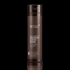 Male Essentials Shampoo & Body Wash