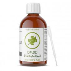 DMSO Dimethyl sulfoxide 99,9% 250 ml
