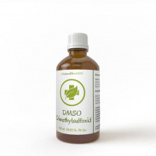 DMSO Dimethyl sulfoxide 99,9% 100 ml