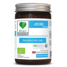 Jod BIO Natural source of iodine 100 st.