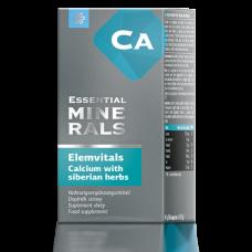 Calcium Vitamin D NEM Elemvitals CA