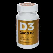 Vitamin D3 Natural Lanoline Visanto