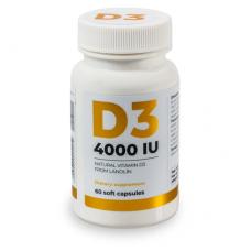 Vitamin D3 Natural Lanoline Visanto 4000