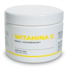 VITAMIN C - L-ASCORBINIC ACID 500g