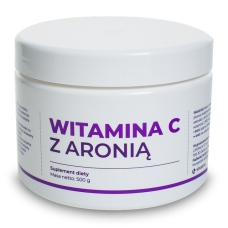 VITAMIN C WITH ARONIA 500g