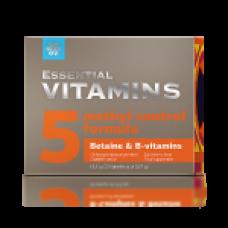 Betaine & B-Vitamins, 30 capsules