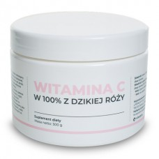 Vitamin C with 100% Wild Rose Visanto